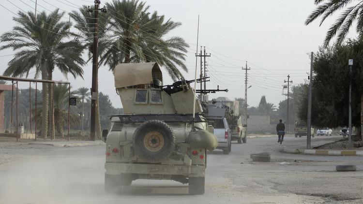 مقتل شرطيين بهجوم انتحاري في حديثة غربي العراق