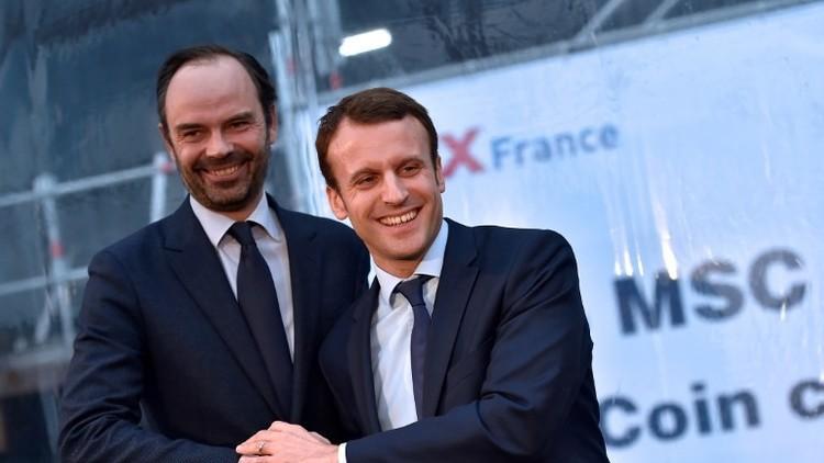 من هو إدوارد فيليب رئيس وزراء فرنسا الجديد؟