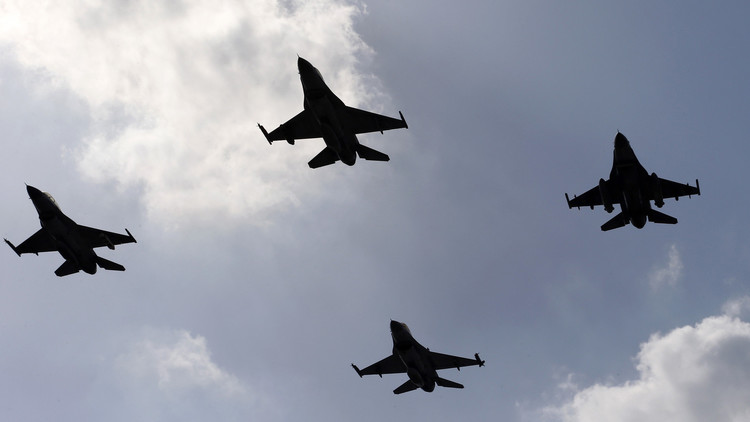 الكشف عن تفاصيل إسقاط سلاح الجو الأردني لطائرة بدون طيار مجهولة