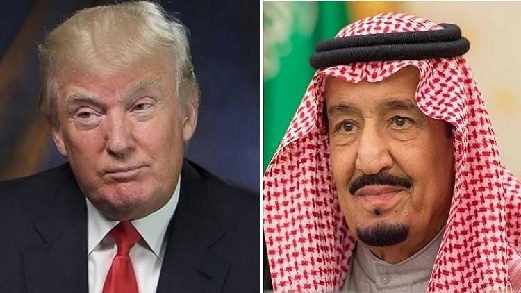 الرياض ستساهم في تحقيق حلم ترامب
