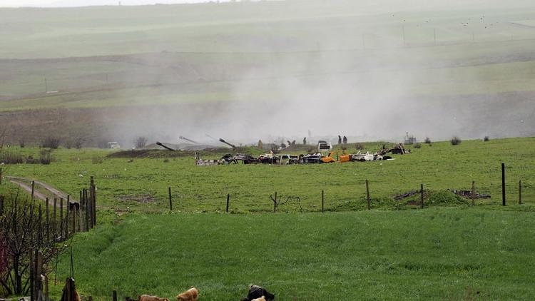 الجيش الأرمني: الجانب الأذري قصف منشأة عسكرية في