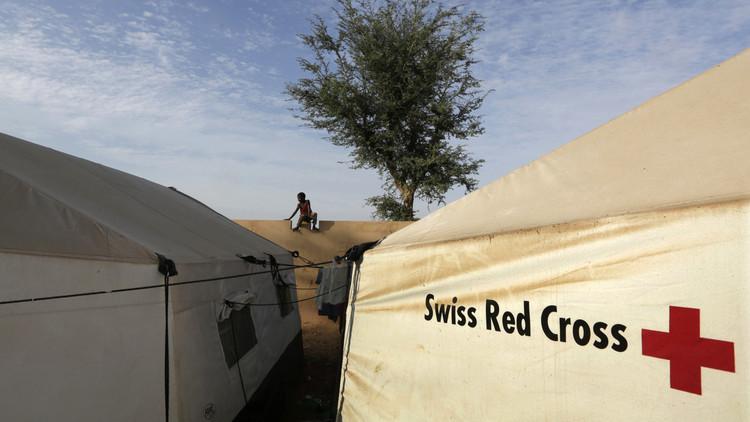 اختطاف 4 من موظفي الصليب الأحمر في مالي