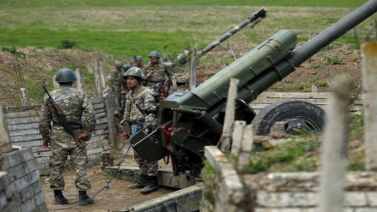 الجيش الأذربيجاني: دمرنا مضادات طيران أرمنية
