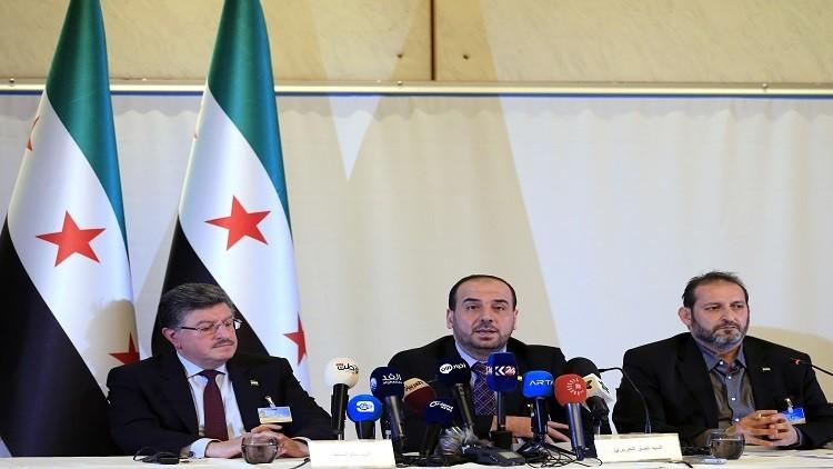 المعارضة تدق إسفينا في المصالحة السورية