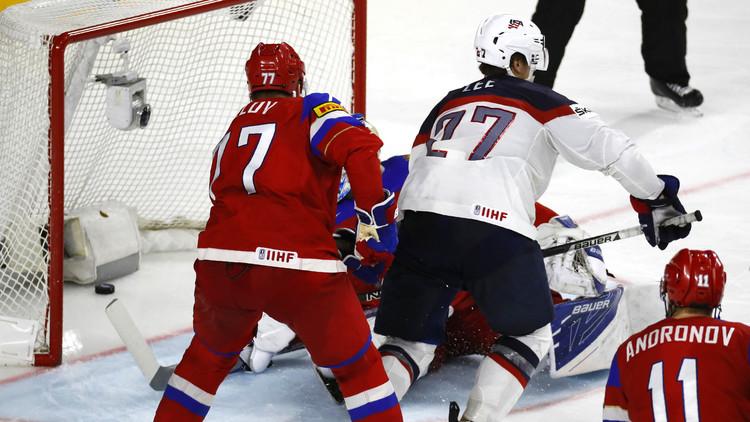 سلسلة انتصارات المنتخب الروسي تتوقف