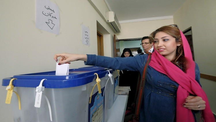 تسجيل أكثر من 60 مخالفة تتعلق بالانتخابات الإيرانيةالقادمة