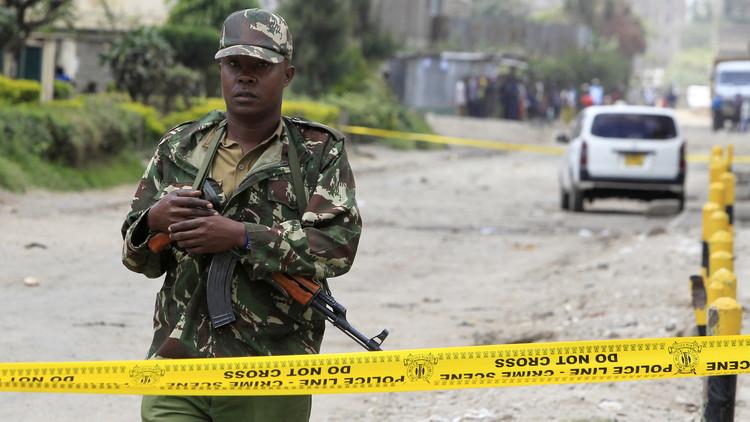 مقتل مسؤول كيني على يد