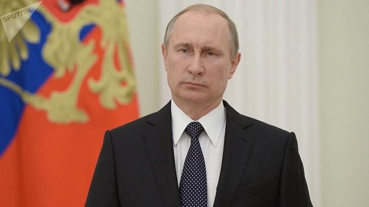 بوتين: العالم الاسلامي يستطيع الاعتماد بشكل كامل على دعم روسيا