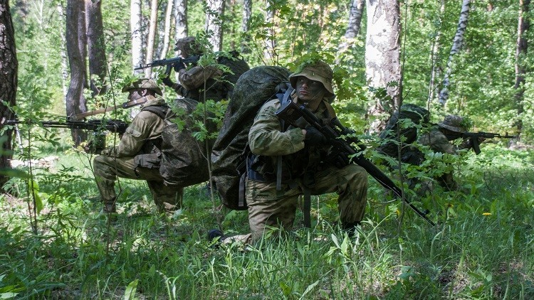 بوتين: جيشنا تسلم العام الماضي آلاف القطع من أحدث الأسلحة
