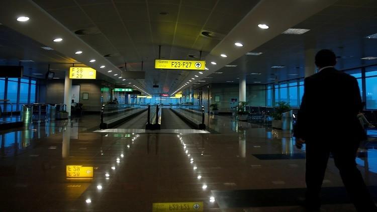 إعلان حالة الطوارئ في مطار القاهرة