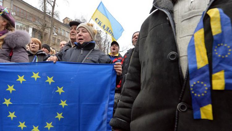 أوروبا تلغي تأشيرات دخول الأوكرانيين