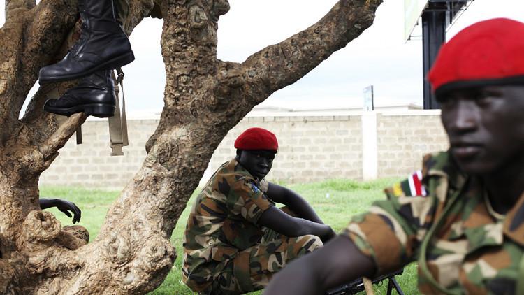 مقتل 4 جنود بهجوم لمتمردين في جنوب السودان