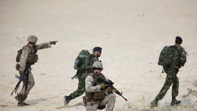 عسكريو الناتو يدخلون إلى سوريا بهدف إعاقة القوات الحكومية
