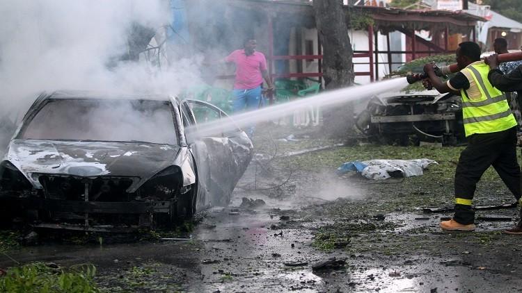 مصرع 3 جنود صوماليين أثناء تفكيك ألغام