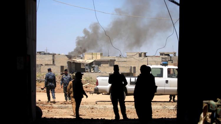 القوات العراقية تحرر حي الرفاعي في أيمن الموصل بالكامل