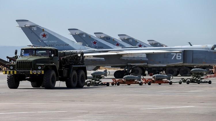 حوالي 40 طائرة روسية تتوجه إلى الصين
