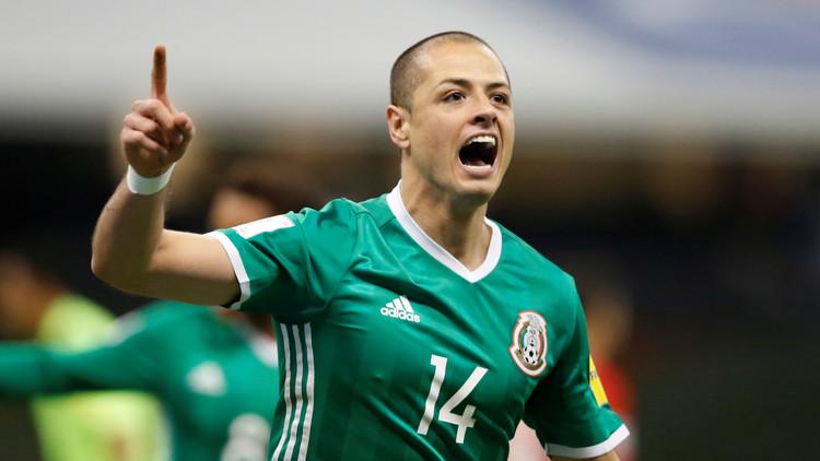تشكيلة منتخب المكسيك في كأس القارات 2017