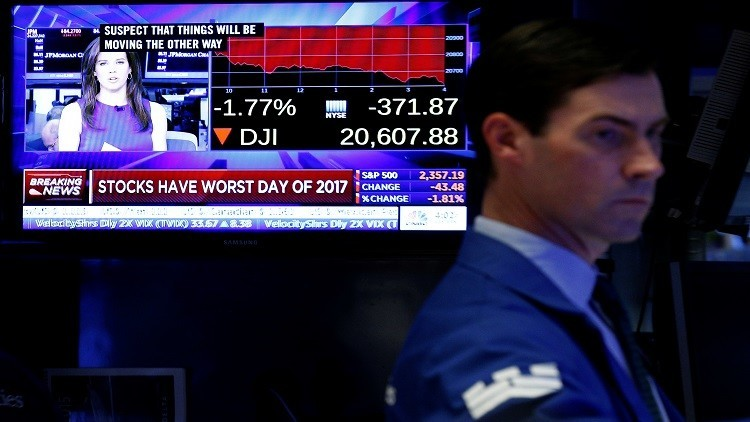 كيف خسر أثرياء العالم 35 مليار دولار في يوم واحد؟!