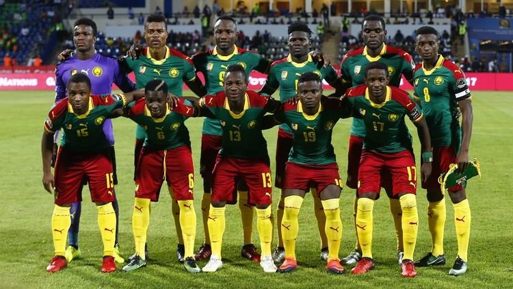 القائمة الأولية لمنتخب الكاميرون المشارك في كأس القارات