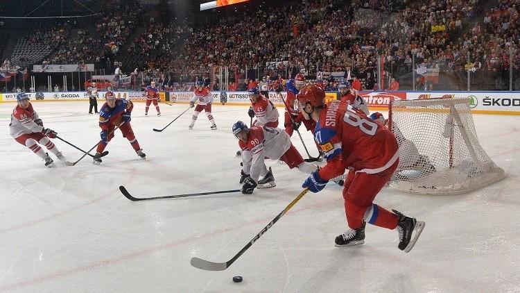 روسيا تبلغ المربع الذهبي لمونديال الهوكي من بوابة التشيك