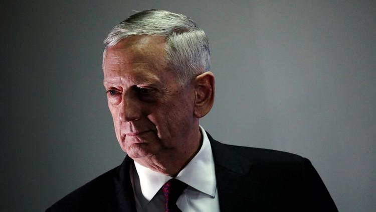 وزير الدفاع الأمريكي تعليقا على غارة التنف: لن نوسع دورنا في الأزمة السورية