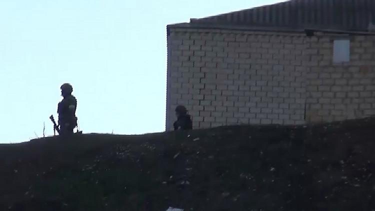 مقتل 4 مسلحين بينهم قيادي في داغستان