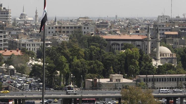 دمشق تعلن عن خسائر بشرية جراء غارة التحالف