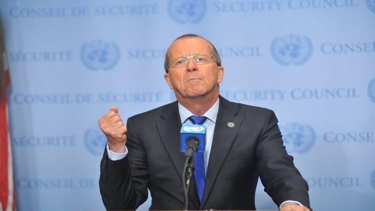 كوبلر يدين الهجوم على قاعدة براك الشاطئ ويحذر من نشوب نزاع خطير