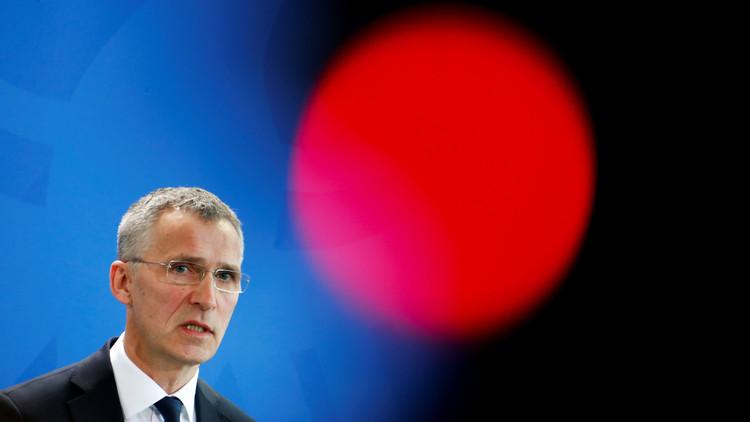 ستولتنبرغ: انضمام الناتو للتحالف الدولي ضد