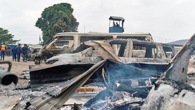 الكونغو.. أنباء عن هروب 4600 نزيل من سجن العاصمة كينشاسا