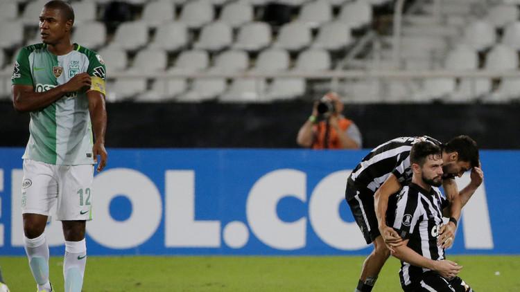 أتلتيكو ناسيونال يفقد لقب بطل كأس الليبرتادوريس