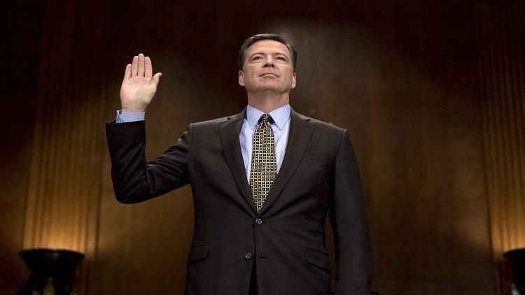 ماذا سيقول رئيس FBI السابق عن ترامب وصلاته بروسيا أمام مجلس الشيوخ؟!