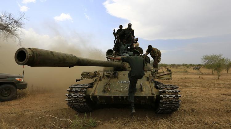 الجيش السوداني يصد هجومين من ليبيا وجنوب السودان