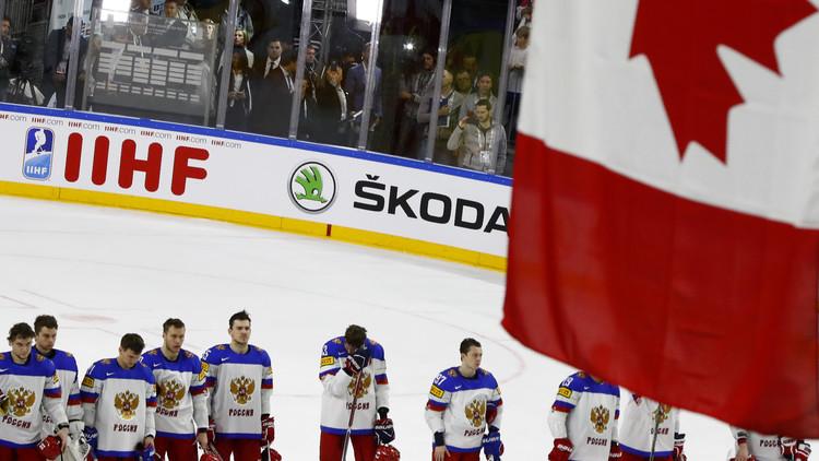 كندا تعبر إلى نهائي بطولة العالم للهوكي على حساب روسيا