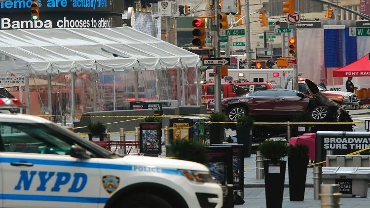 منفذ حادثة الدهس في نيويورك يكشف عن دوافعه