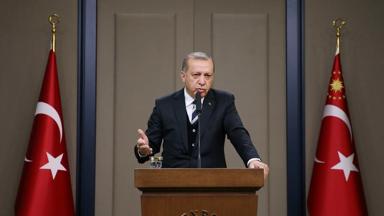 أردوغان يعود إلى