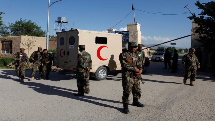 مقتل 20 شرطيا أفغانيا في هجوم لطالبان