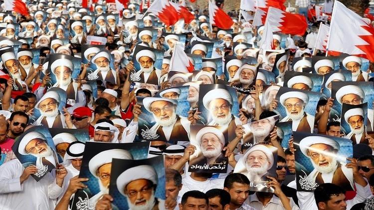 الحكم على آية الله قاسم وآخرين بالسجن لمدة سنة في البحرين