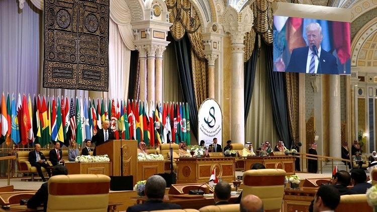 البيان الختامي لقمة الرياض: نرحب بتوفير قوة احتياط من 34 الف جندي لمحاربة الإرهاب في سوريا والعراق