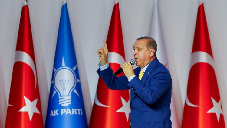 أردوغان يوجه إنذارا نهائيا لبروكسل