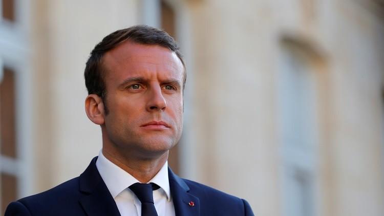 استطلاع: 62% من الفرنسيين راضون على ماكرون