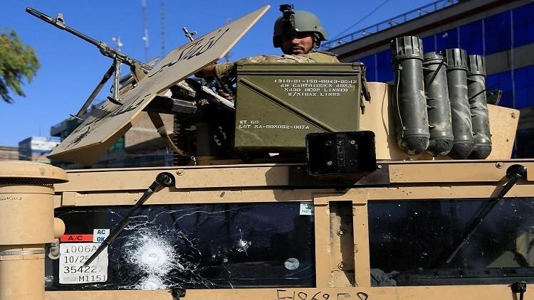 مقتل العشرات من طالبان في قصف مدفعي للجيش الأفغاني