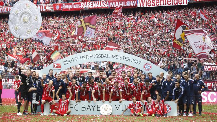 أبطال الدوريات الأوروبية الكبرى