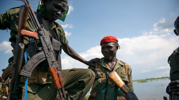 5 قتلى و67 جريحا بانفجار مخزن ذخيرة للجيش السوداني