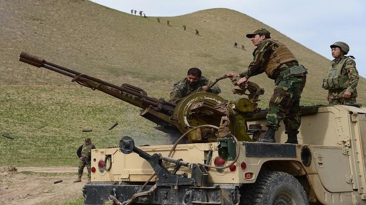 القضاء على 71 مسلحا في أفغانستان
