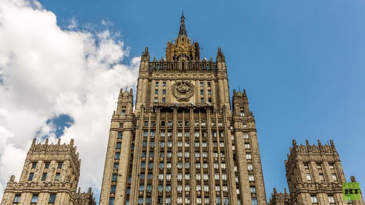 الخارجية الروسية:آليات منع وقوع حوادث جوية بين موسكو وواشنطنفي سوريا لا تزال تعمل
