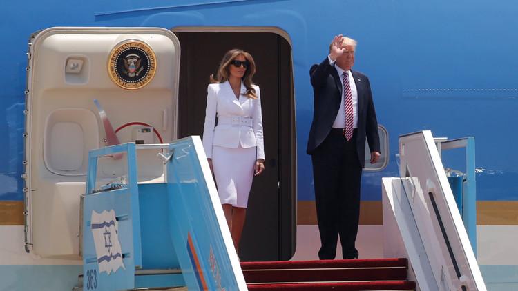 الصحافة الإسرائيلية حول ترامب.. غيرة من الرياض وأول زيارة منها !