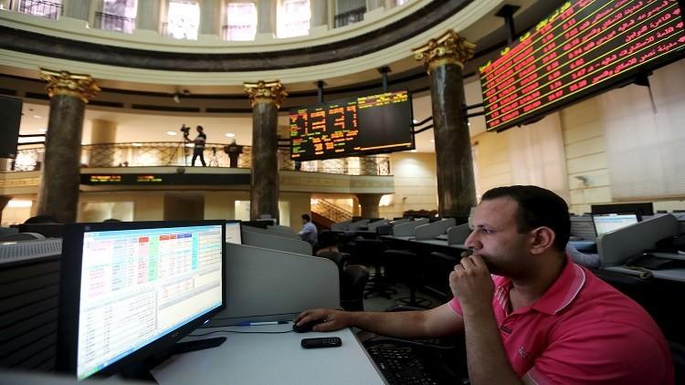 البورصة المصرية تهوي بعد رفع سعر الفائدة