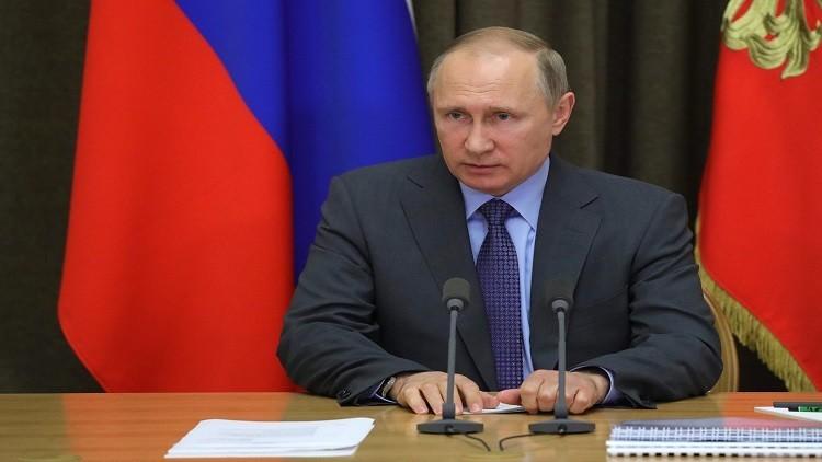 بوتين: سنطلق 15 قمرا صناعيا لاستشعار الأرض