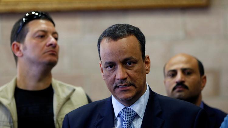 ولد الشيخ أحمد: ميناء الحديدة يجب أن يكون آمنا